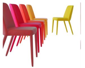 2016 Stylish Colorful Italian Dining Chair for Dining Room Designs (DC015) pictures & photos