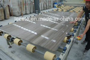High Quality Timber Grey Marble Slabs in Factory Price pictures & photos