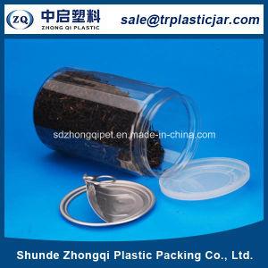1000ml Plastic Food Packaging Jar with Aluminum Eoe Lid