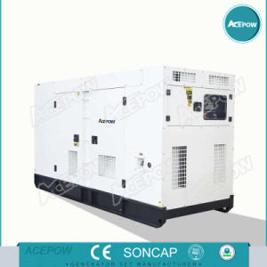 Ce/ISO Certified 500kw Super Silent Diesel Generator with Cummins Engine pictures & photos