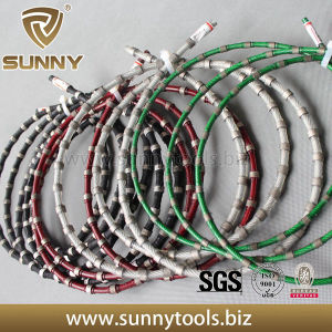 2015 New Diamond Wire Saw for Concrete and Reinforced Concrete pictures & photos
