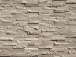 Natural Beige Marble Culture Stone Thin Stone Veneer pictures & photos