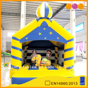 Yellow Inflatable Jumping Bounce House (AQ508) pictures & photos