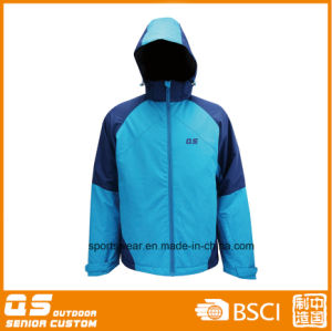 Men′s Light Padded Ski Jacket pictures & photos
