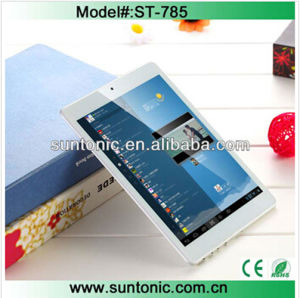 Ultra Silm 7.85 Inch Tablet PC Quad Core ATM7029