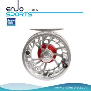 CNC Fly Fishing Reel Fishing Tackle with SGS (SEREN 7-8) pictures & photos
