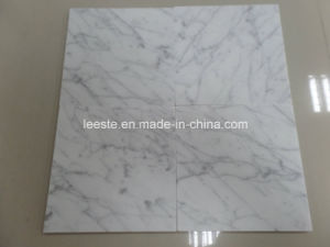 Carrara White Marble, Marble Tiles and Marble Mosaic pictures & photos