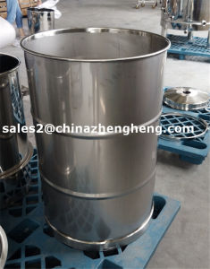 220L Stainless Steel Drum and Oil Drum pictures & photos