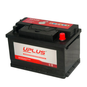 DIN 56420 China Factory Supply 12V 64ah Car Battery Wholesale pictures & photos