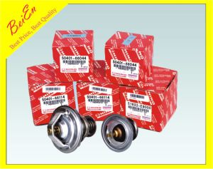 Hino Genuine J05e Thermostat for Excavator Engine (Sz910-46036) pictures & photos