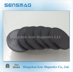 High Quality Permanent Ferrite Ceramic Magnet for Motor, Brake pictures & photos