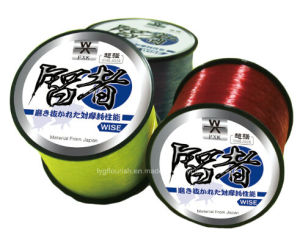 Medium Strength Nylon Monofilament Fishing Line pictures & photos