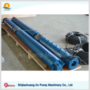Deep Well Bore Hole Multistage High Pressure Submersible Water Pump 60Hz pictures & photos