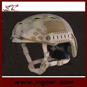 Tactical Navy Bj Style Helmet Military Motorcycle Helmet pictures & photos