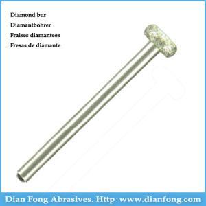 068-060m HP Wheel Shape Diamond Coating Diamond Drill Dental pictures & photos
