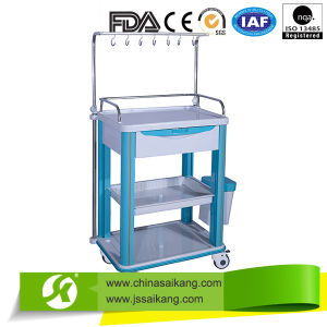 Luxury Customized Hospital Anesthesia Cart pictures & photos
