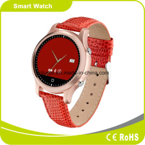 Bluetooth Wearable Bluetooth Smartphone Smart Watch Round Watch for Android Ios pictures & photos