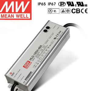 Meanwell LED Power Supply 185W Hlg-185-36A Hlg-185-48A