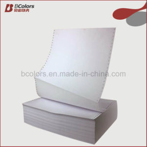 Custom Continuous Blank and Printed Forms pictures & photos