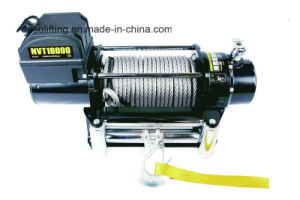 Car Pulling Winch From China Manufacturer pictures & photos