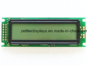 16X2 Character Module, Stn Type, with Y-G Backlight, Acm1602b Series pictures & photos
