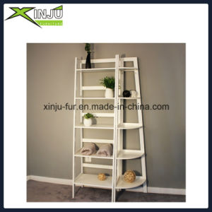 3 Tier Corner Rack with Nc Painting pictures & photos
