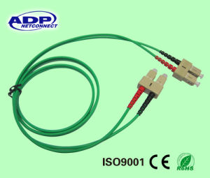 1.5m 2 Core FC-LC Fiber Optic Patch Cord/Jump Cable From China Factory pictures & photos