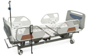 Five Function Electric Hospital Patient Bed Cw-A0005b pictures & photos