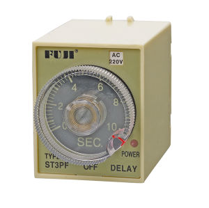 Latching Auto Electronic Time Delay Relay with CE pictures & photos