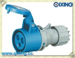 IEC 60309 16A Blue 230V International Standard Plug pictures & photos