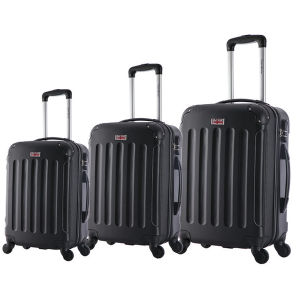 ABS Hard Shell Travel Trolley Luggage Set pictures & photos
