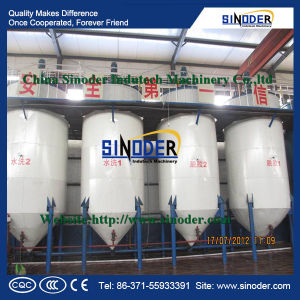 Peanut Oil Extraction Equipment/Soybean Peanut Soybean Palm Crude Oil pictures & photos