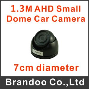 Ahd Car Camera, Mini Dome Car HD Camera, 1.3 Mega Pixel, for Taxi and Bus Used pictures & photos