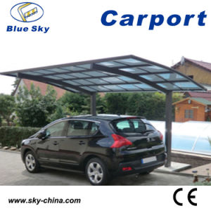 Hot Sale Aluminum and Polycarbonate 2 Car Port (B800) pictures & photos