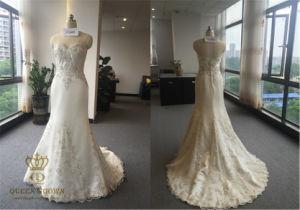 Bra Beading Bride Wedding Dress, Mermaid Wedding pictures & photos