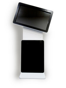 42′′windows Touch Vertical Rotary Advertising Player
