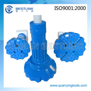 Manufacturer Big Hole DTH Hammer Drilling Bits Made in China pictures & photos