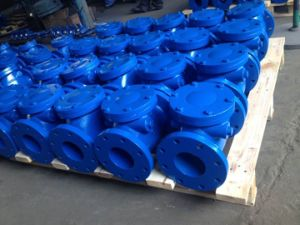Double Flange Metal Seated Check Valves Pn10/16