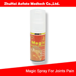 Magic Spray for Joint Pain-High Quality-Hot Sale-Quick Respone pictures & photos