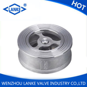 API Stainless Steel 316 Wafer Check Valve