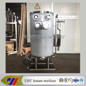 Stainless Steel Milk Sterilizing Uht Machine pictures & photos