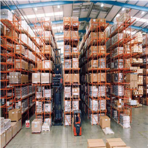Warehouse Selective Heavy Duty Pallet Racking for Storage System pictures & photos