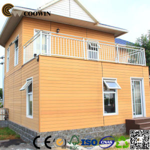 Wood Plastic Outside Wall Panel (TH-10) pictures & photos