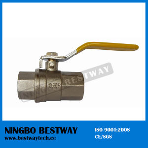 Level Handle Brass Gas Ball Valve (BW-B144A) pictures & photos