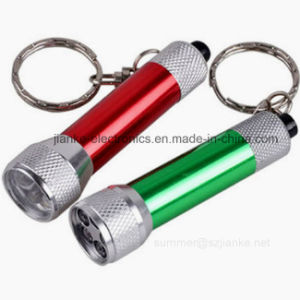 Promotion Gift LED Flash Light Torch with Logo Printed (4070) pictures & photos
