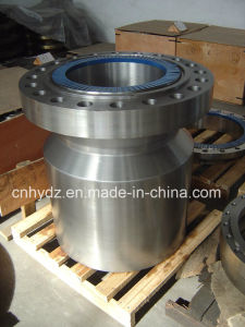 Hot Forged Stainless Steel Nozzle Flange of Material A182 F6nm pictures & photos