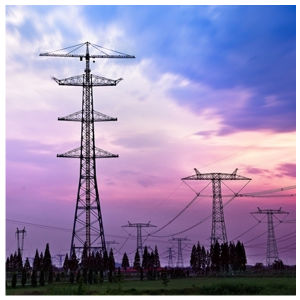 Electric Transmission Line Towers/Steel Structure