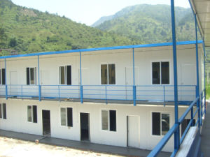 Advanced Factory Prefabricated House for Africa Market