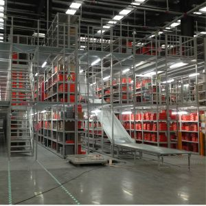 High Quality Multi-Tier Shelving Mezzanine Rack pictures & photos