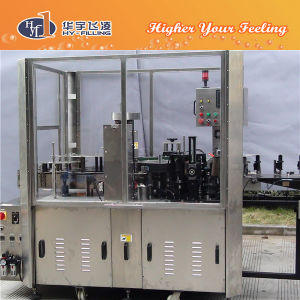 Hy-Filling Roll Fed Hot Glue Labeling Machine pictures & photos